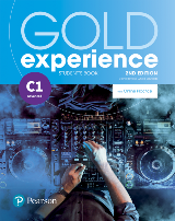 Gold Experience 2nd Edition C1 Students' Online Homework Access Code