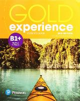 Gold Experience 2e B1+ Student's Online Practice access code