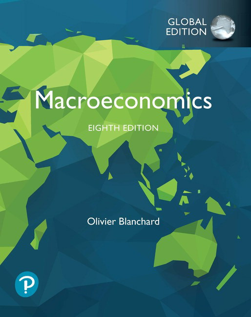 Macroeconomics, Global Edition, 8th Edition (e-Book VS 12m)