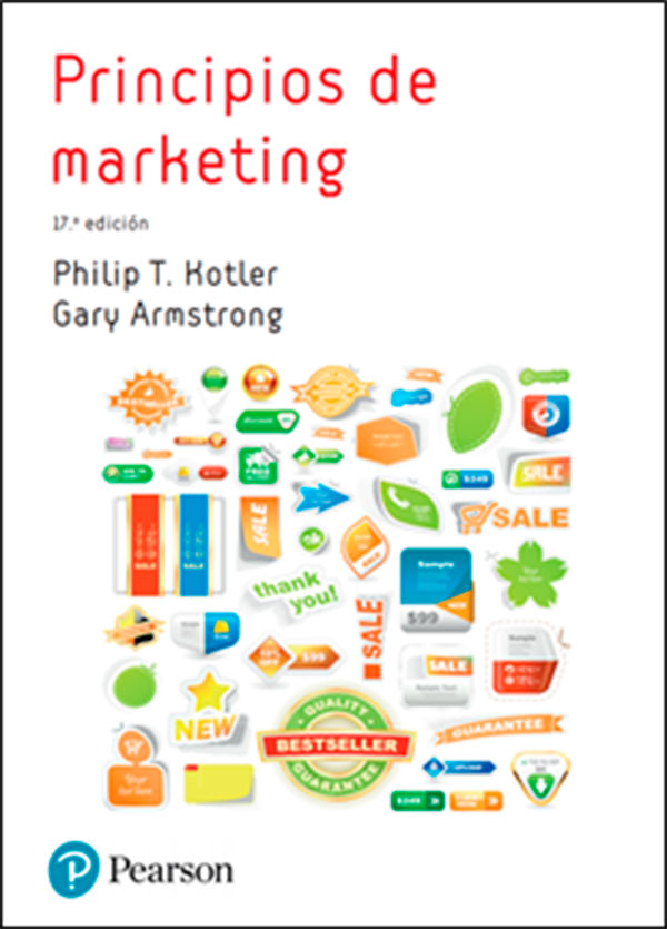 Principios de marketing 17e (e-Book enriquecido VS 12m)