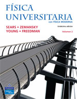 eBook | Física universitaria | Autor:Sears | 11ed | Libros de Ciencias