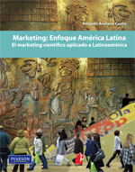 eBook | Marketing: Enfoque américa latina | Autor:Arellano |  1ed | Libros de Administración