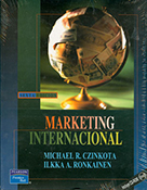 Libro | Marketing internacional | Autor:Czinkota | 6ed | Libros de Administración