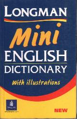 Libro | Mini english dictionary with illustrations | Autor:Longman | 1ed