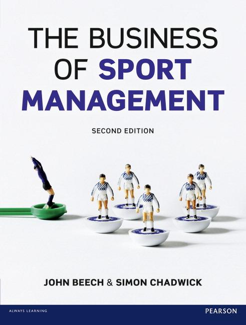 The Business of Sport Management, 2/e (e-Book VS 12m)
