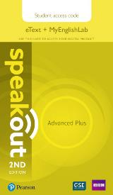 Speakout Advanced Plus 2nd Edition eText & MyEnglishLab Student Online Access Code