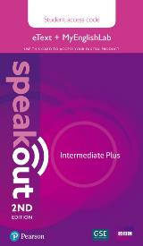 Speakout Intermediate Plus 2nd Edition eText & MyEnglishLab Student Online Access Code