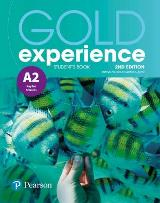 Gold Experience 2e A2+ Student's eBook with  Online Practice access code